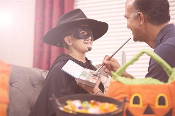 Memories of Halloween Past: Celebrating Traditions New & Old