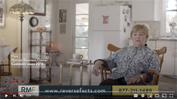 "New RMF TV Campaign Debunks Reverse Mortgage Myths - ""In Their Words"""