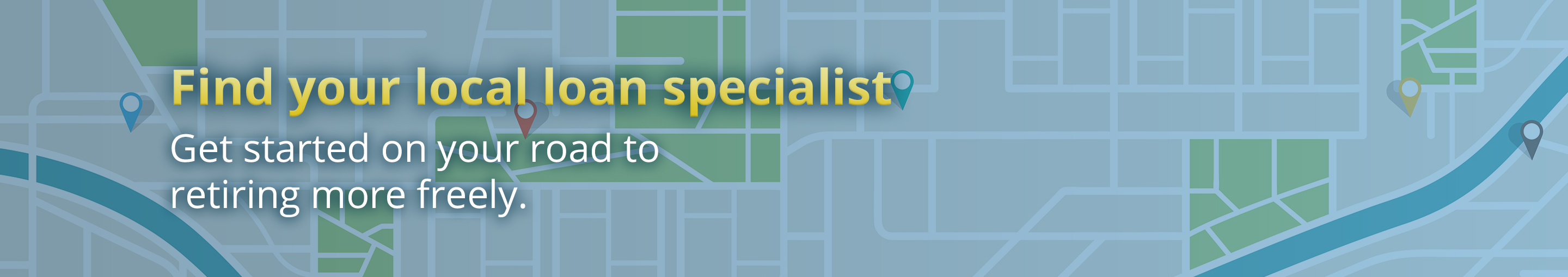 Find your local loan specialist