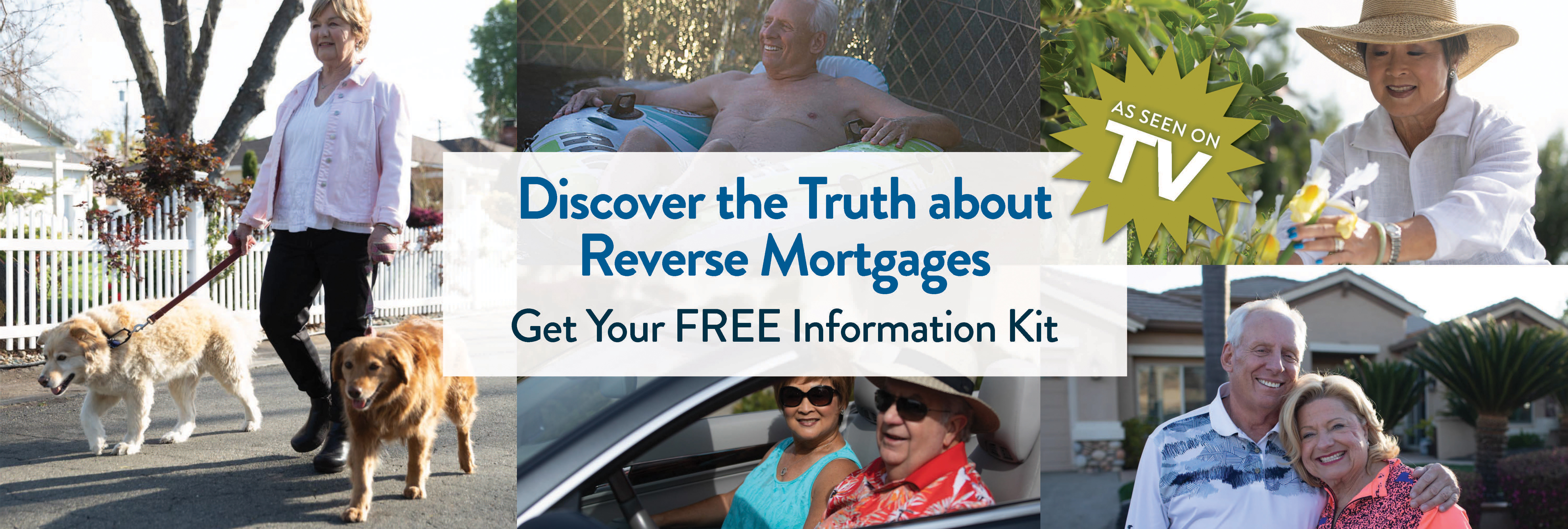 Discover the Truth about Reverse Mortgages
