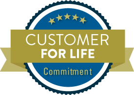 RMF Customer for Life Commitment