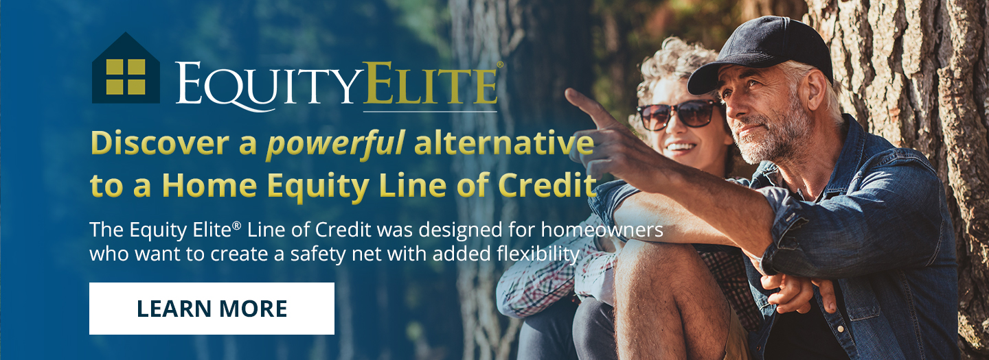 Discover a powerful alternative to a Home Equity Line of Credit